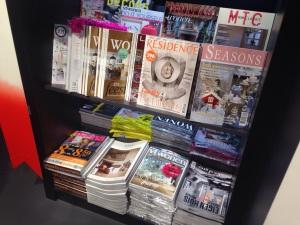 tijdschriftenvak