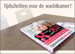 8 tijdschriften voor slechts € 8,50