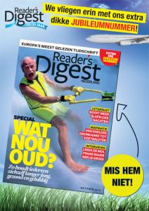 Reader's Digest poster