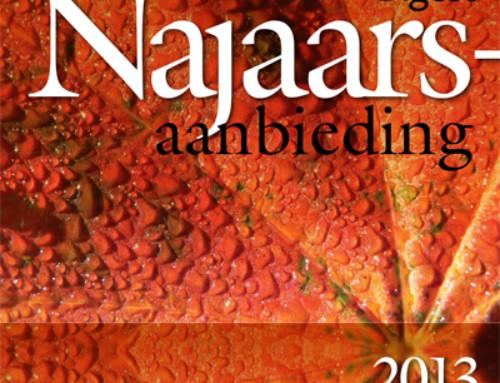 Reader's Digest najaar 2013 folder