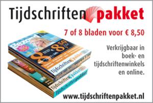advertentie het Tijdschriftenpakket