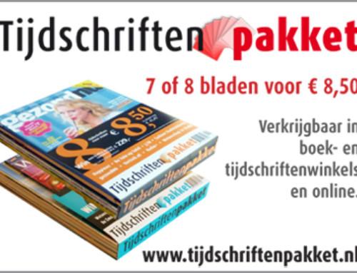 Advertentie Tijdschriftenpakket