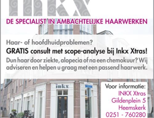 INKX advertentie
