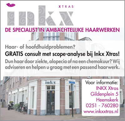 Advertentie INKX Wellness