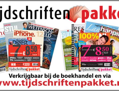 Spandoek Tijdschriftenpakket