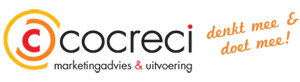 CoCreCi | Marketingadvies & uitvoering Logo