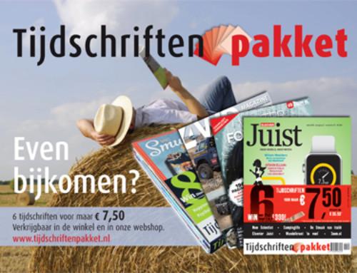 Advertentie Tijdschriftenpakket 4WD