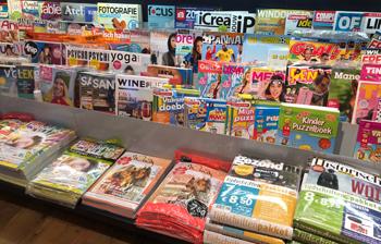 Lees alles over de Nederlandse tijdschriftenmarkt.